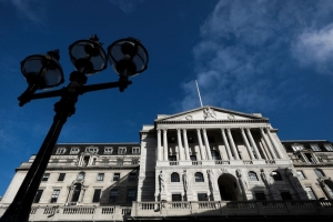 UK wage pick-up bolsters case for rate rise - BoE's Vlieghe