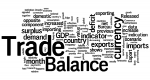 Australian trade balance showed surplus of over $1 billion